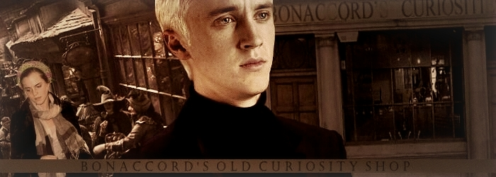 draco in diagon alley