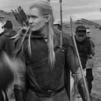 Legolas thinks hard