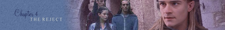 arwen, her brothers, and legolas